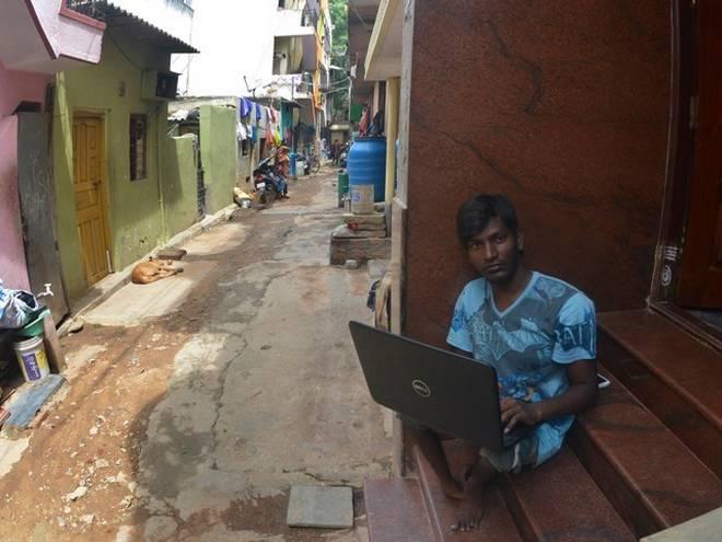 Bangalore_slum